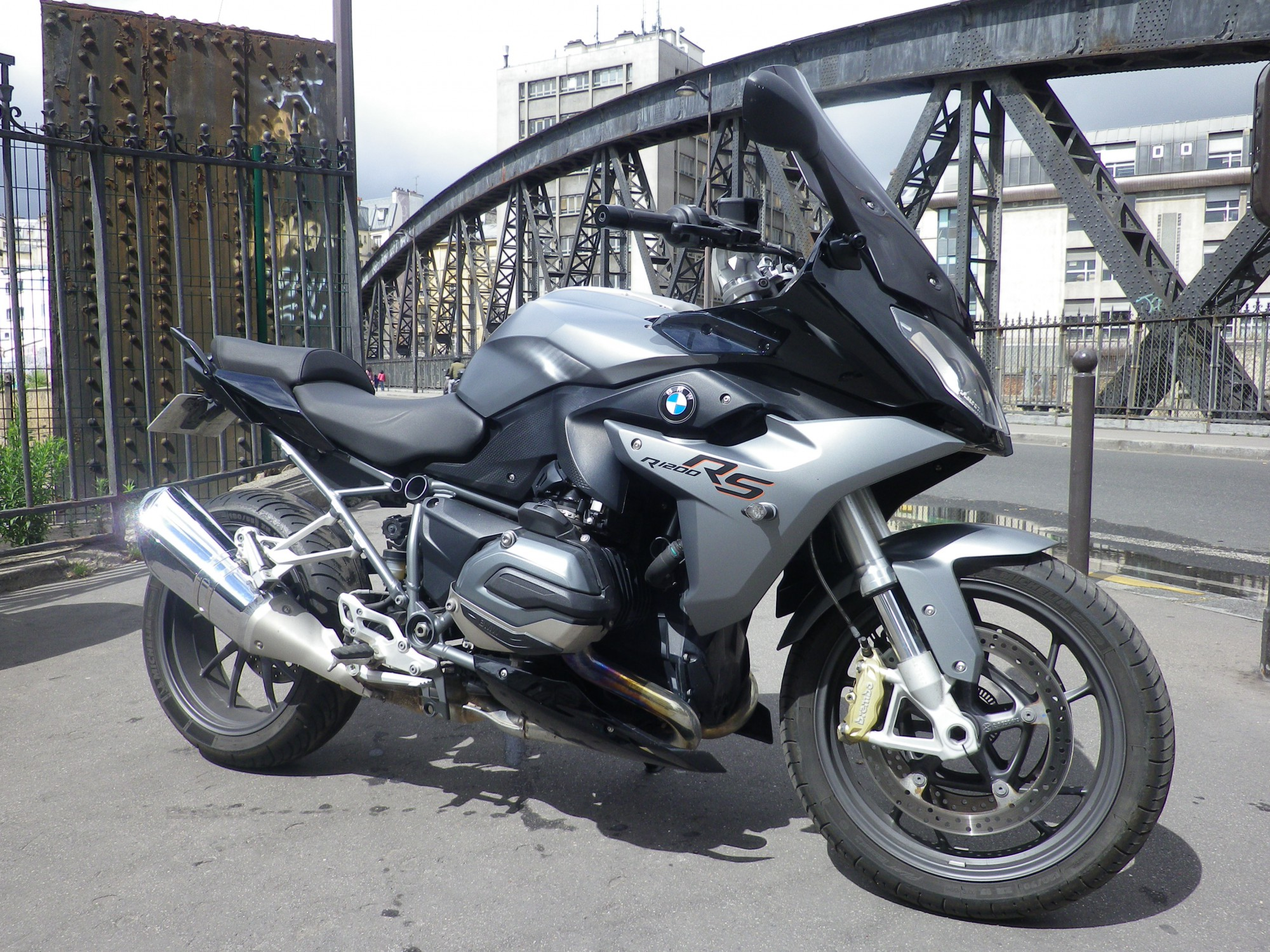BMW 1200 R1200RS ABS PACK CONFORT