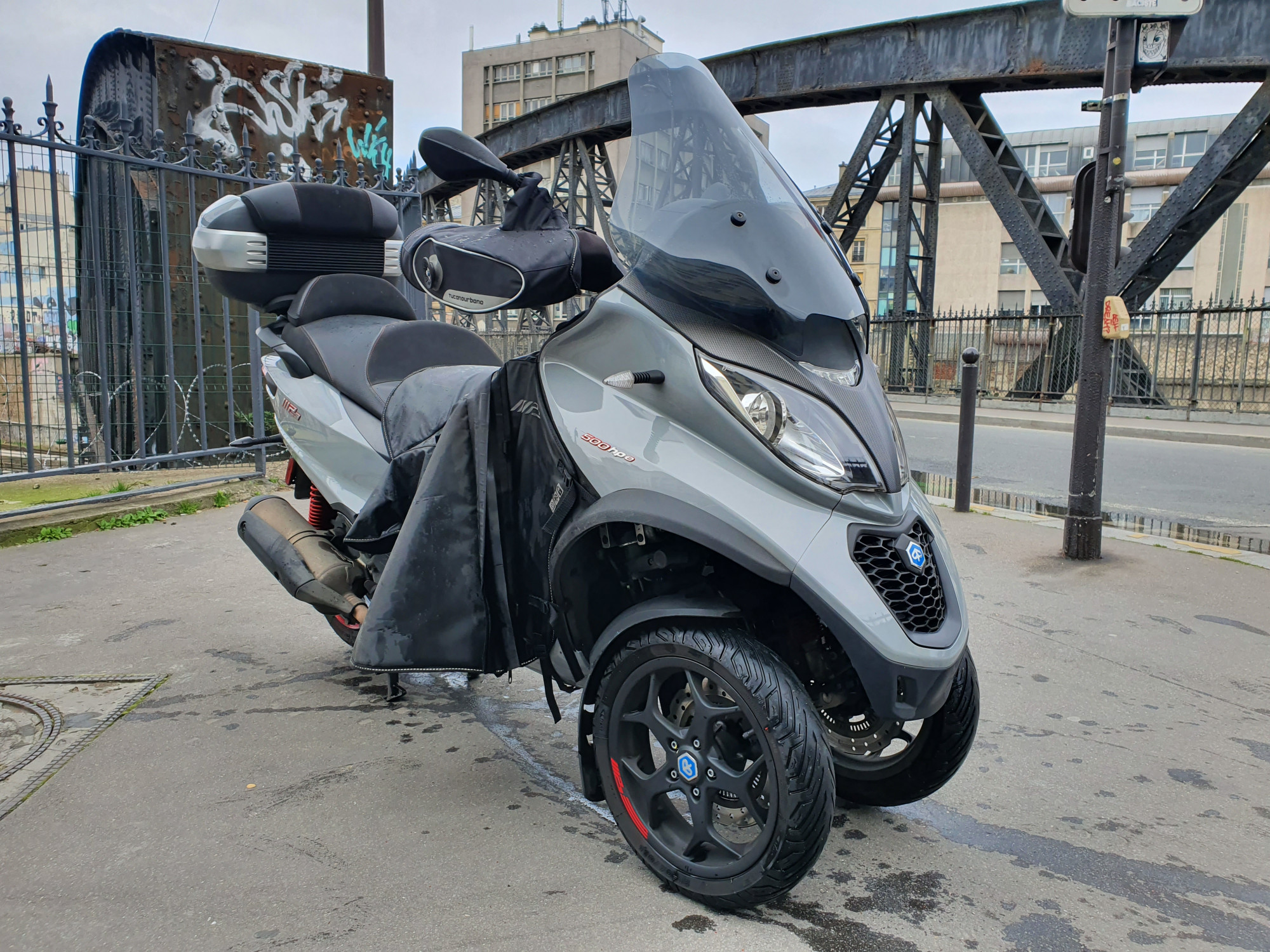 PIAGGIO 500 MP3 500 HPE BUSINESS ABS/ASR