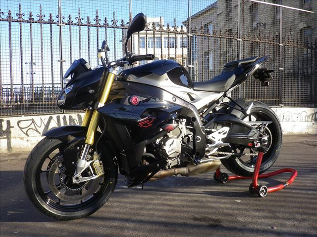 BMW 1000 S1000R ABS/DTC/SHIFTER