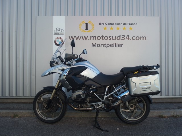 BMW 1200 R 1200 GS pack gs2