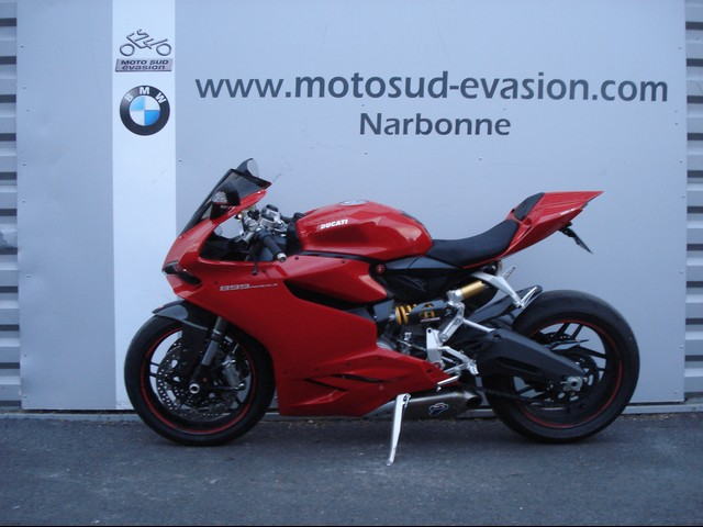 DUCATI 899 PANIGALE 899 abs