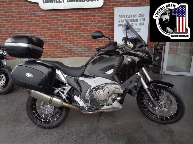 HONDA 1200 CROSSTOURER AUTOMATIQUE