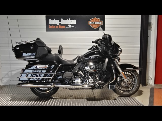 HARLEY-DAVIDSON 1690 TOURING ELECTRA ULTRA LIMITED