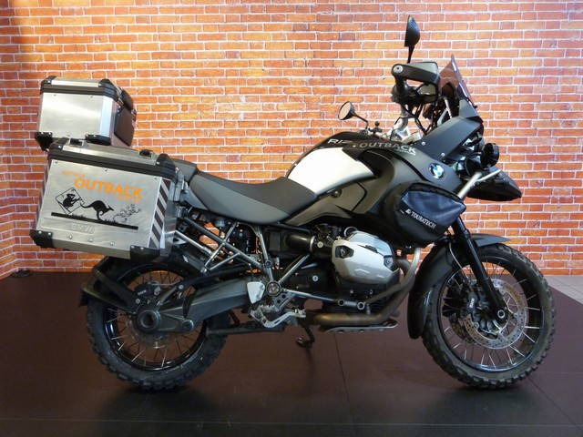 BMW 1200 F GS 1200 GS TRIPLE BLACK