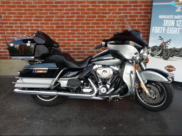 HARLEY-DAVIDSON 1700 TOURING ULTRA LIMITED ABS