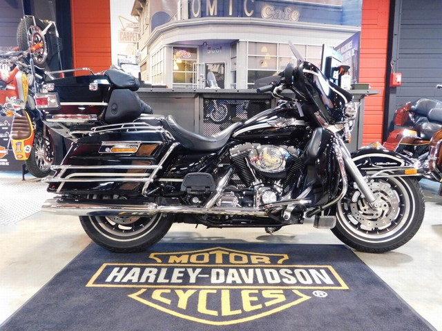 HARLEY-DAVIDSON 1450 TOURING ELECTRA GLIDE ULTRA CLASSIC