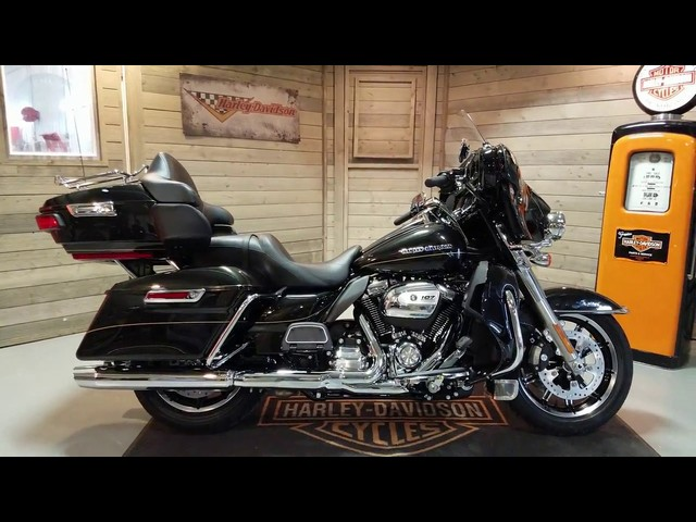 HARLEY-DAVIDSON 1745 TOURING ELECTRA GLIDE ULTRA LIMITED