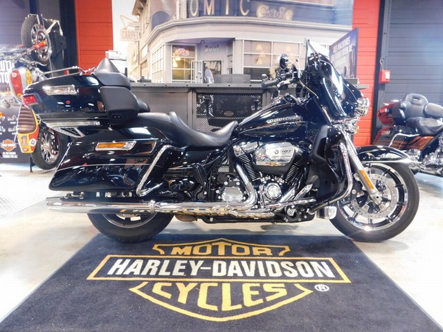 HARLEY-DAVIDSON 1745 TOURING ELECTRA GLIDE ULTRA LIMITED LOW