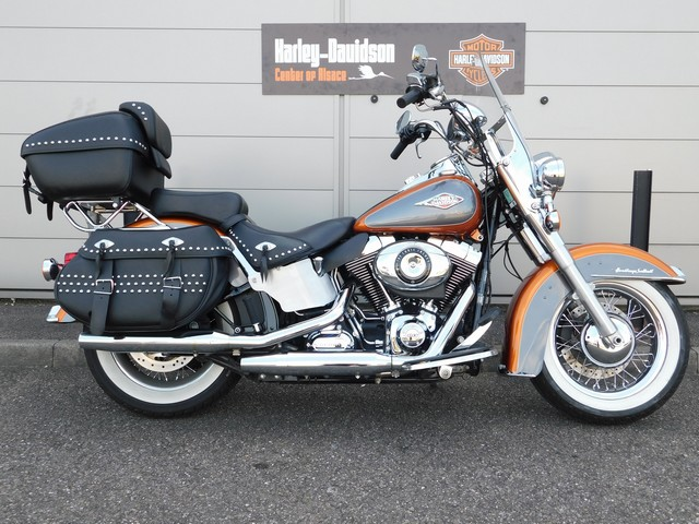 HARLEY-DAVIDSON 1690 SOFTAIL HERITAGE CLASSIC