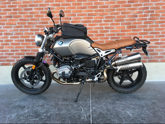 BMW 1200 R NINE T SCRAMBLER
