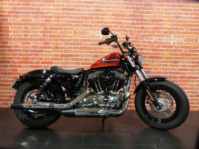 HARLEY-DAVIDSON 1200 SPORTSTER FORTY EIGHT SPECIAL