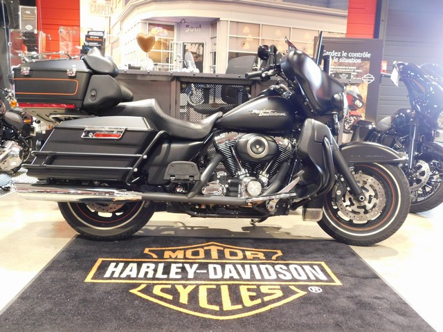 HARLEY-DAVIDSON 1584 TOURING ELECTRA GLIDE ULTRA CLASSIC