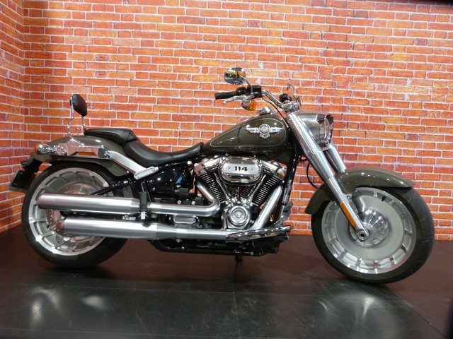 HARLEY-DAVIDSON 1868 SOFTAIL FAT BOY 1868
