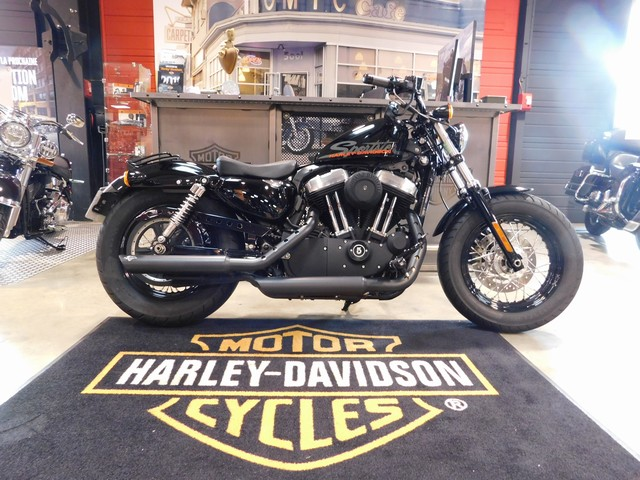 HARLEY-DAVIDSON 1200 SPORTSTER FORTY EIGHT