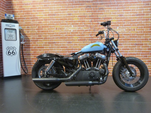 HARLEY-DAVIDSON 1200 CUSTOM forty eight
