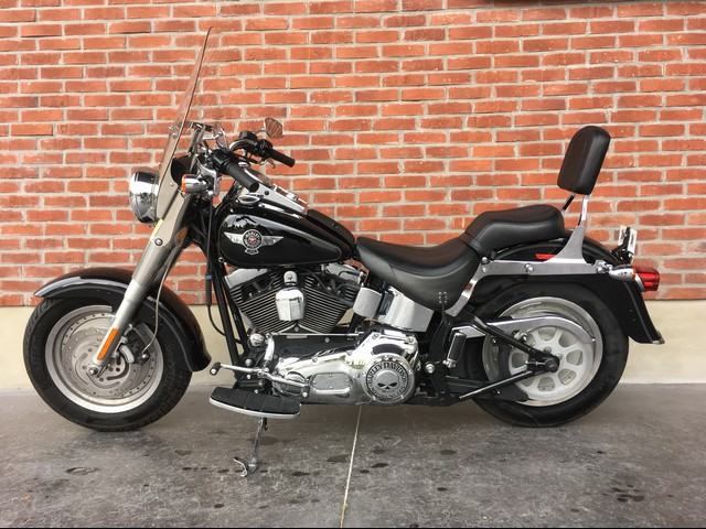 HARLEY-DAVIDSON 1450 SOFTAIL FATBOY INJECTION
