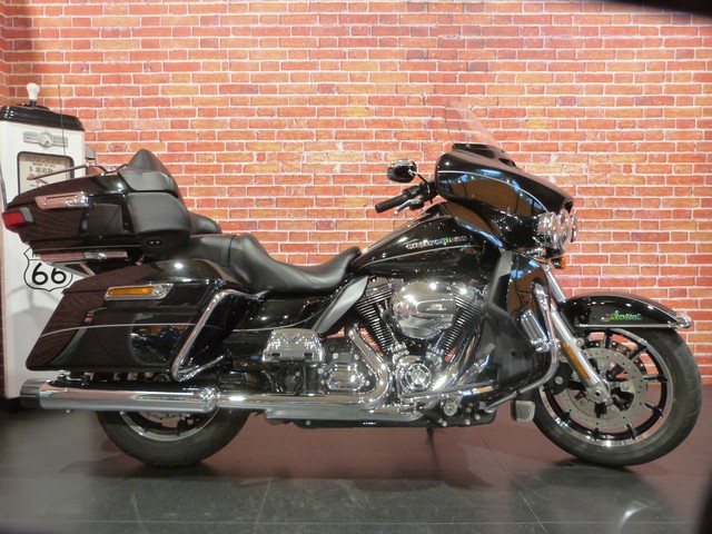 HARLEY-DAVIDSON 1690 TOURING Electra Glide Ultra Limited