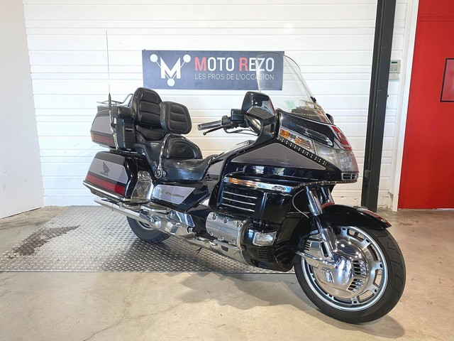 HONDA 1500 GL SE GOLDWING 1500