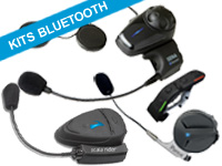 Essai kits Bluetooth pour motards : quel dispositif choisir ?
