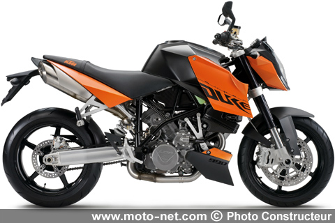 990 Super Duke - Interview KTM : Bilan 2007