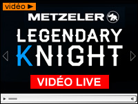 La soirée Metzeler Legendary Knight en streaming live