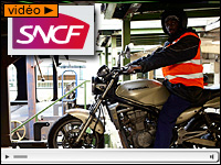 pratique a la d couverte du service moto train de la sncf. Black Bedroom Furniture Sets. Home Design Ideas