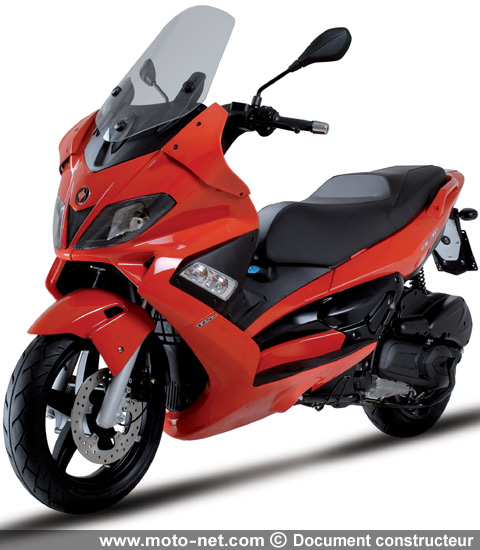 marque scooter 125