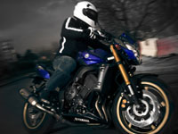 FZ8 R et SPR : le roadster Yamaha en version racing