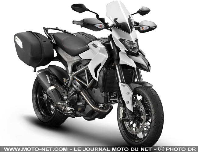 Nouvelle Ducati Hyperstrada 2013