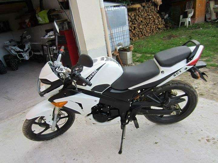 KYMCO Speed cool sc1