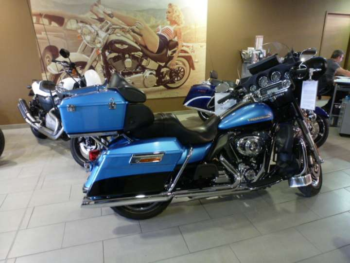 HARLEY-DAVIDSON LIMITED ULTRA CLASSIC CVO