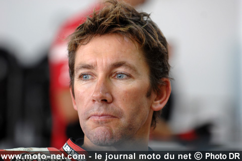 Troy Bayliss : comme un type normal...