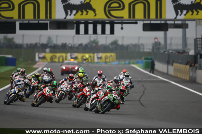Galerie photos Superbike Magny-Cours 2013 : Supersport