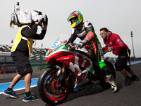 Galerie photos WSBK Magny-Cours 2013 : Supersport (1)