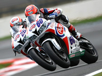 Galerie photos WSBK Magny-Cours 2013 : Supersport (2)