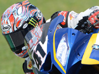 WSBK Imola : Haga dans les starting-blocks