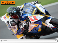 Sylvain Barrier : le champion de STK1000 adoube la BMW HP4