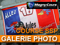 WSBK France - Galerie photo : Course SSP à Magny-Cours
