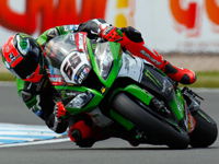 Superpole Donington : ''Major Tom'' Sykes décroche la pole