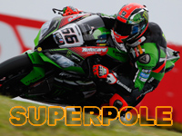 Superpole Phillip Island : ''Super'' Sykes en pole
