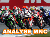 L'analyse MNC du World Superbike en Thaïlande
