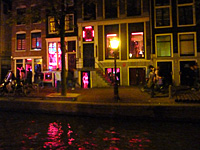 20 000 km : Red Light District, fast food et révisions...