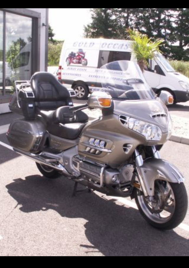 HONDA 1800 GL 1800 GOLDWING ABS