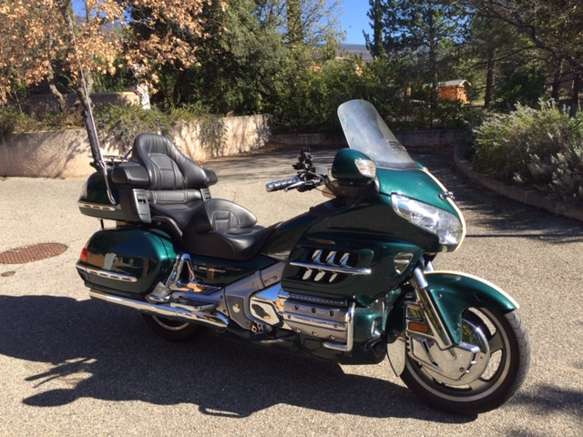 HONDA  1800 GL 1800 GOLDWING