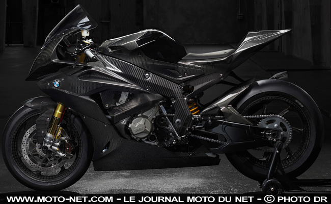 Prototype HP4 Race : la moto BMW la plus exclusive de tous les temps ?