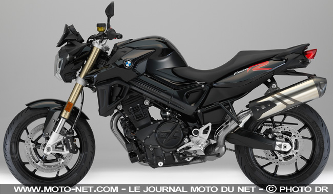 Roadster - BMW F 800 R et F 800 GT 2017 : Euro 4, ride-by ...