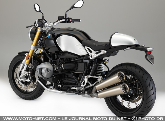 nouveaut s bmw r ninet 2017 et r ninet urban gs premi res informations et vid o. Black Bedroom Furniture Sets. Home Design Ideas