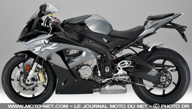 sportive bmw s 1000 rr s 1000 r et s 1000 xr 2017 premi res informations. Black Bedroom Furniture Sets. Home Design Ideas