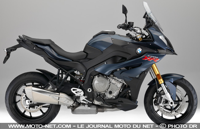 Sportive Bmw S 1000 Rr S 1000 R Et S 1000 Xr 2017