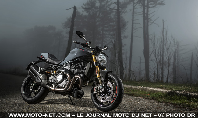 Ducati Monster 1200/S : place à l'évo 2017